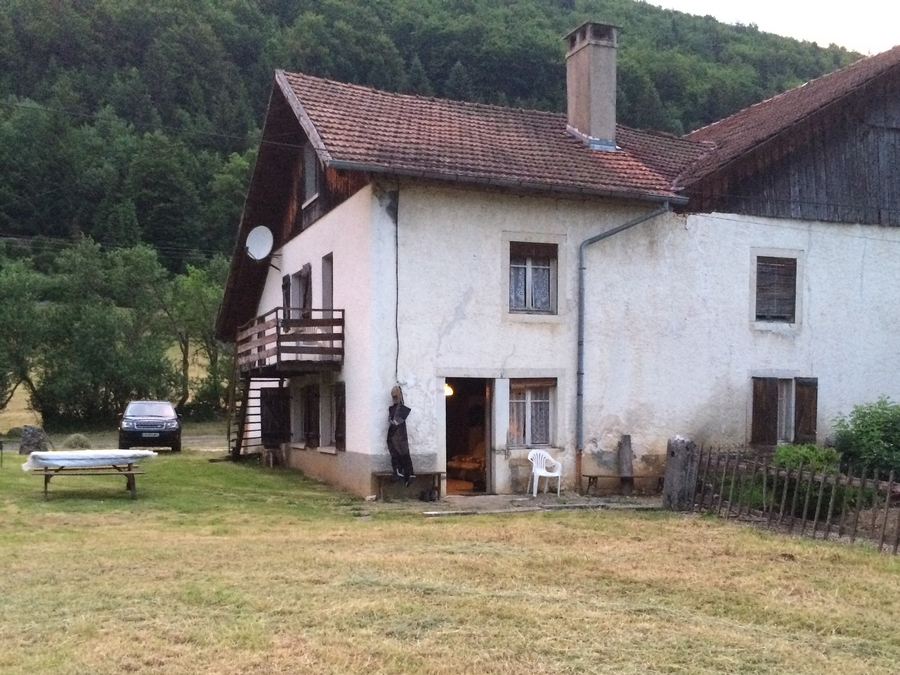 Le Doubs - Juin 2015