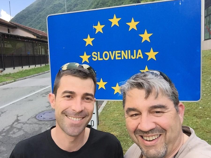Slovénie - Mai 2016